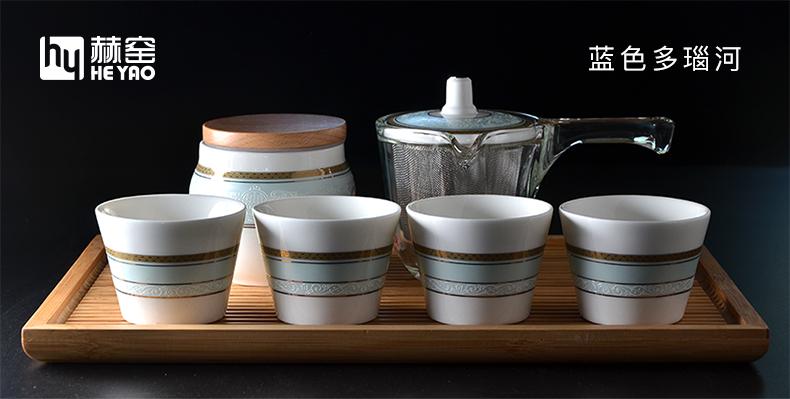 唐山陶瓷茶具套装批发市场