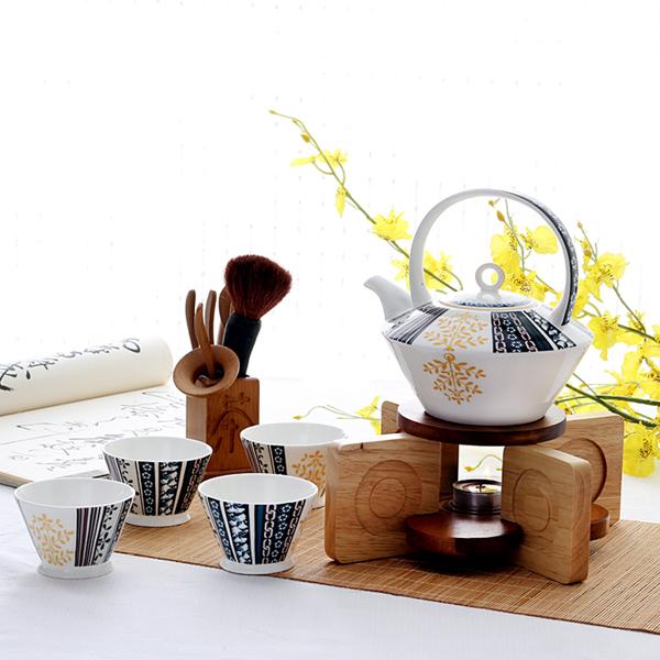 唐山骨质瓷茶具套装