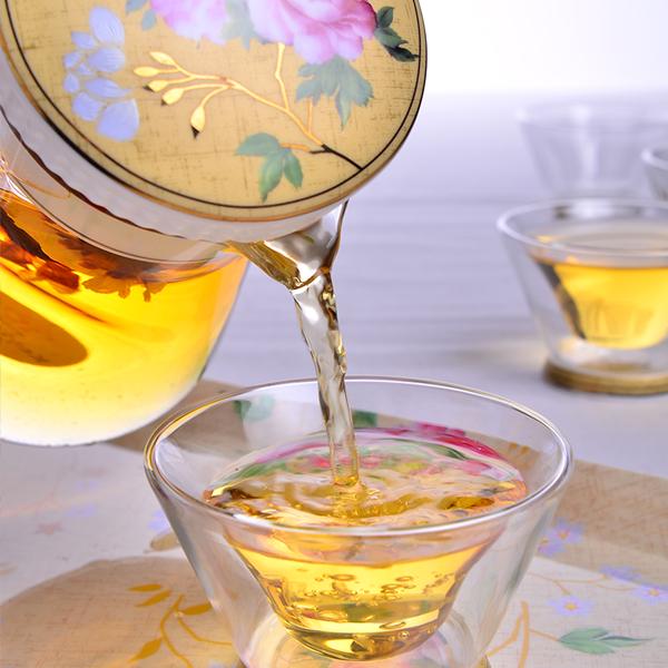 唐山骨质瓷bo璃茶具